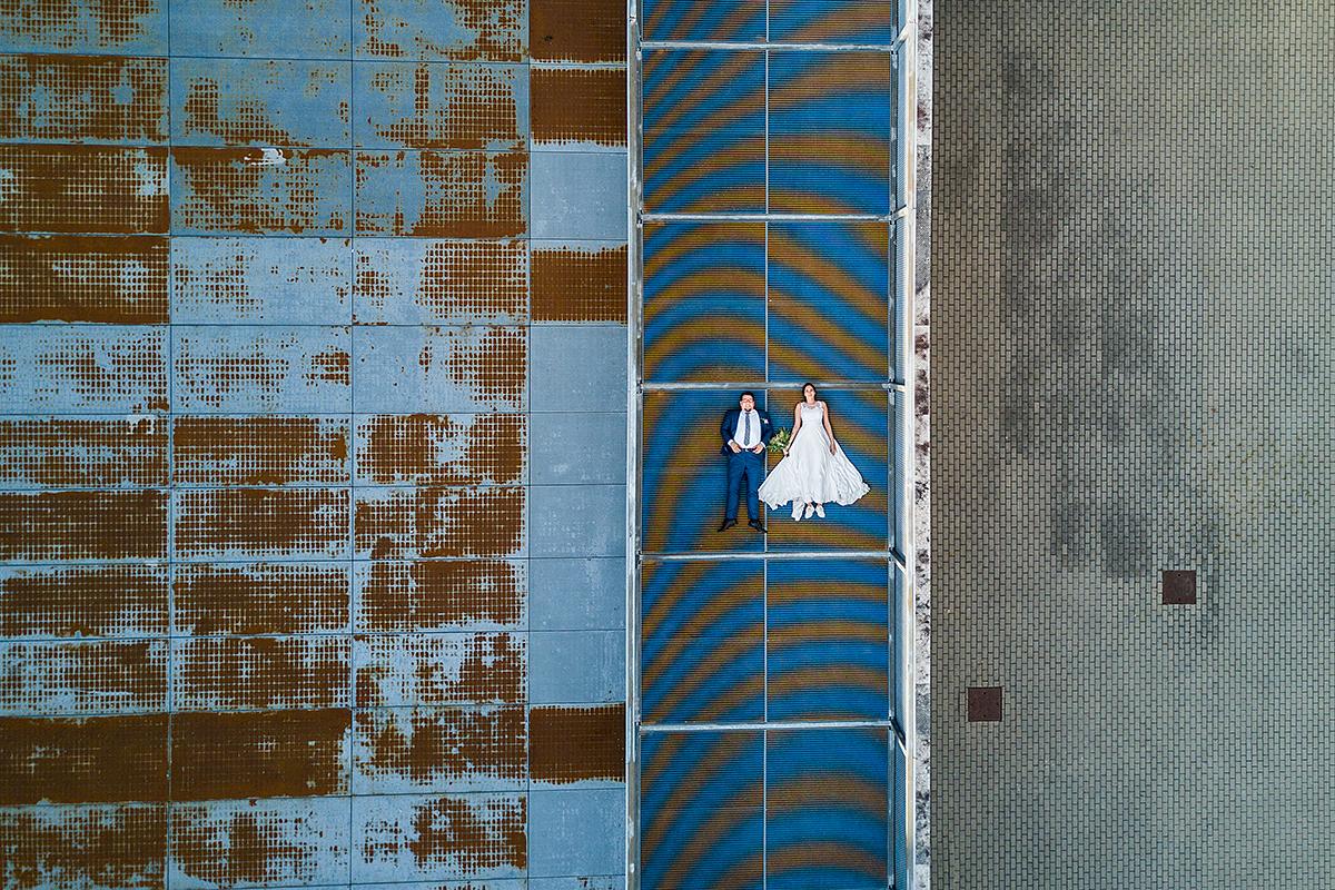 dronas, vestuvinė nuotrauka, guli, jaunieji, ndg, dailės galerija, vilnius