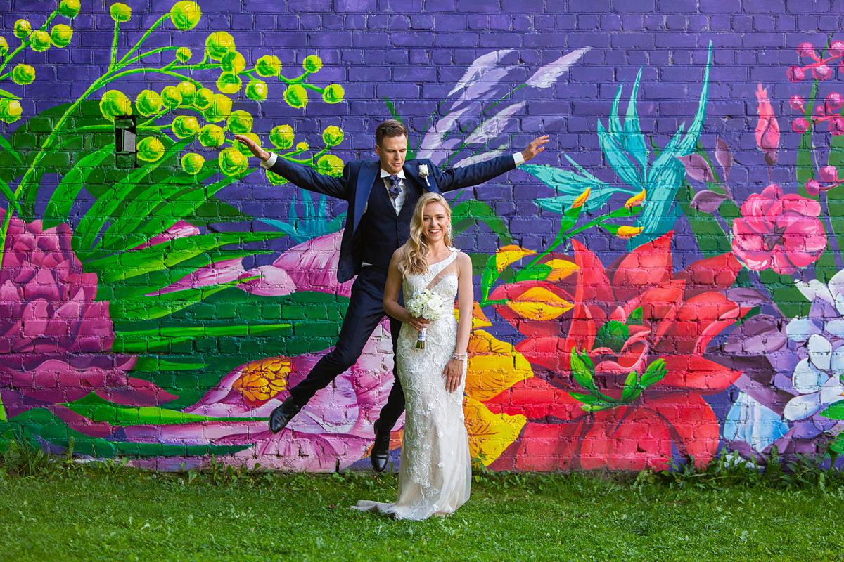 graffiti, jaunikio šuolis, spalvota, Kairėnai, botanikos sodas, crazy